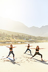 You'll leave your yoga session in a better mood