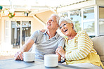 Retirement means more time for romance