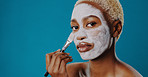 The type of face mask you use depends on your skin type