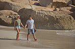 Nothing inspires romance like a stroll on the beach