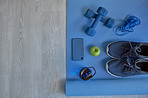 Everything you need for a good workout