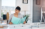 Paperwork is still part of traditional business