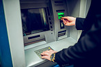 The fastest means of cash withdrawal
