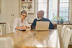 We're financially prepared for our retirement