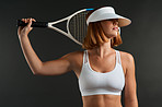 Give tennis a try