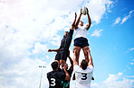 Great team mates help you reach your goals