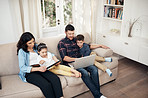 Do what you can to keep your family connected