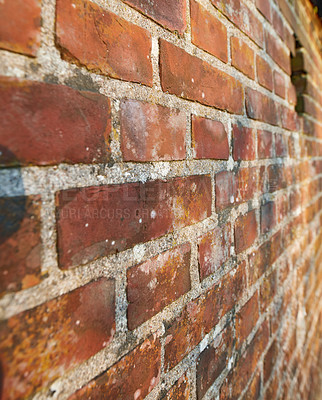 Buy stock photo 180 years old school wall - Old Background and copy space