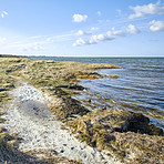 The East coast of Jutland,  Denmark
