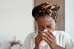 A runny nose is a key flu-like symptom