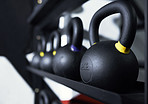 To build a strong core, start working out with kettlebells