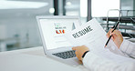 A great resume makes a great first impression