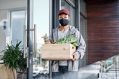 Fresh produce delivered right to your front door