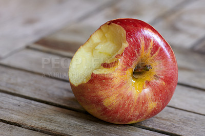 Buy stock photo A photo of tasty and beautiful apples