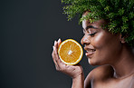 Oranges provide a range of benefits for your skin