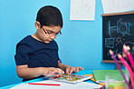 Smart technology making learning as easy as ABC