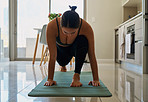 Get out of your head and on your yoga mat