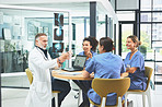 Combining their expertise to deliver the best in healthcare