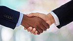 A business partnership based on mutual respect