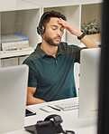 The work of a call center agent is complex and demanding