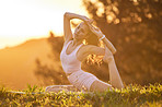 Yoga is the key to a healthy life