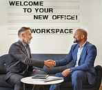 New office, new employees