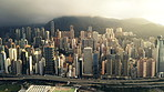 No city has more skyscrapers than Hong Kong