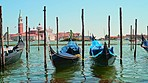 Nothing says Venice like a gondola
