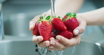 Always clean your fruit and veggies before consumption