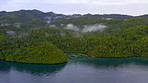 The sublime scenery of Raja Ampat