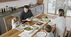 Building healthy family bonds with healthy mealtimes
