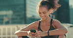 Connecting with a few fitness pals online