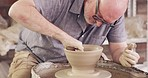 Pottery is more than a job, it's a passion