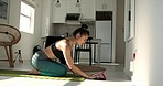 You can even learn how to do yoga online