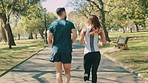 Take your partner along, it might boost your performance