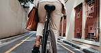 Cycling to work saves hours wasted in traffic